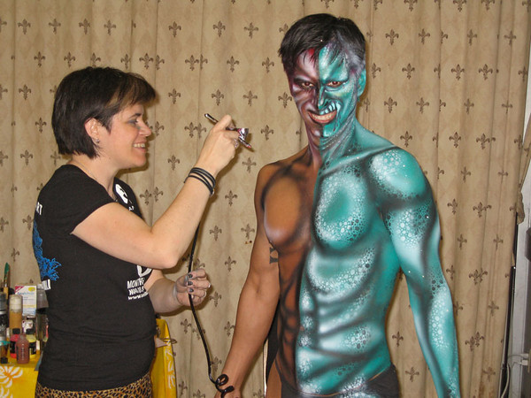 Face And Body Art International Convention 2009 Photos And Video Attractions Magazine