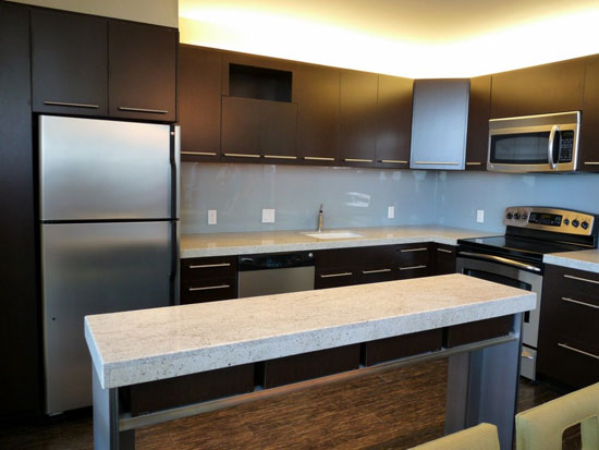 Bay Lake Tower Kitchen