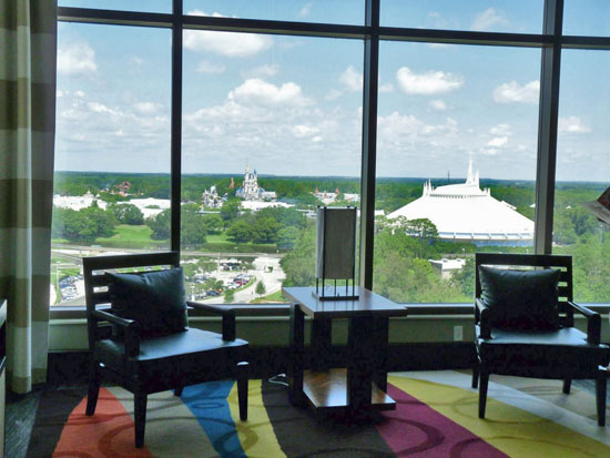 Pictures From Within Disney S New Bay Lake Tower