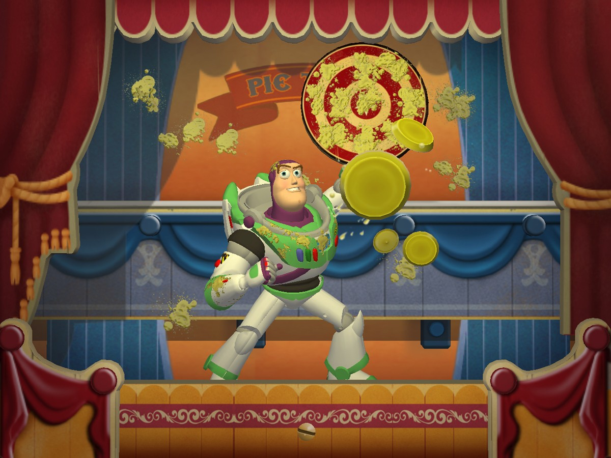 Toy Story Mania Nintendo Wii