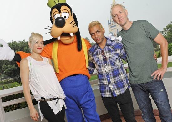 """No Doubt"" visits Walt Disney World in Florida"