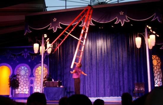 Comedic juggler Jeff Civillico.
