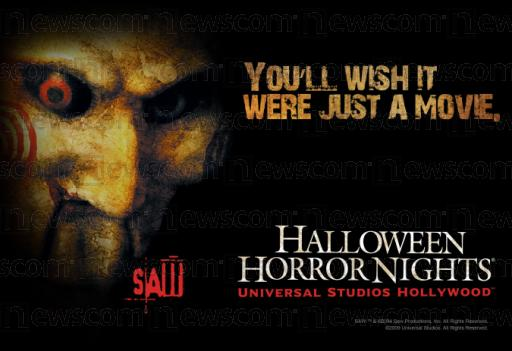 Saw at Halloween Horror Nights