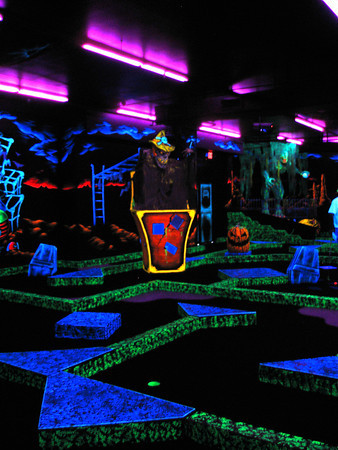 Monster Mini-Golf provides a frightfully good time - Video and ... on fifa party ideas, golf invitations, spades party ideas, maze party ideas, donkey kong party ideas, hiking party ideas, inspirational party ideas, honeymoon party ideas, band party ideas, jiu jitsu party ideas, golf decorations, giants baseball party ideas, t ball party ideas, traveling party ideas, ffa party ideas, automotive party ideas, world travel party ideas, finance party ideas, 100 year party ideas, ultimate party ideas,
