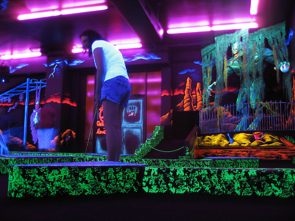 Monster Mini-Golf provides a frightfully good time - Video and Photos - Attractions Magazine