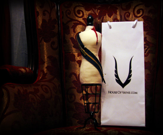 Ms Vayne Howl-O-Scream gift