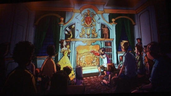 Fantasyland addition to Walt Disney World
