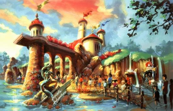Fantsyland addition to Walt Disney World