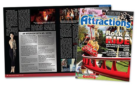 Orlando Attractions Magazine Fall 2009 Howl-O-Scream