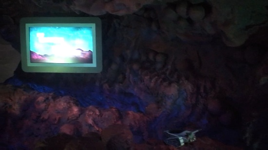 Space Mountain update post-show