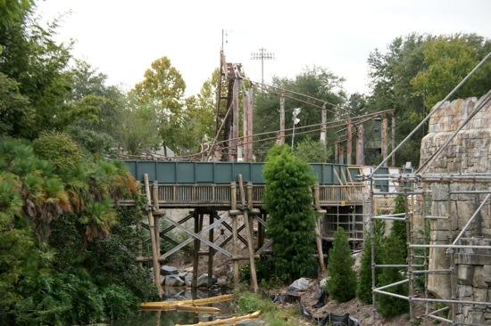 Wizarding World of Harry Potter construction update