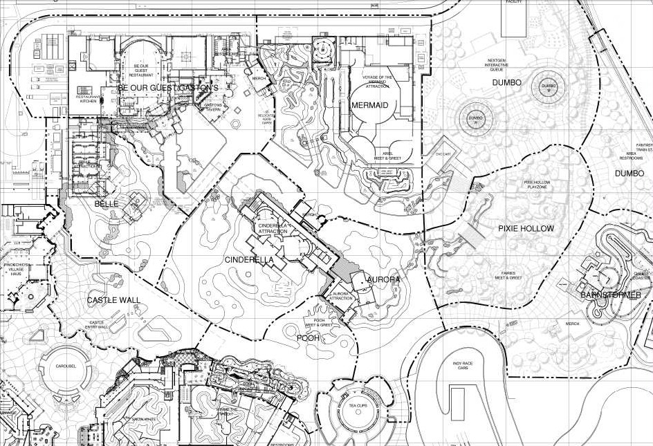 Fantasyland plans