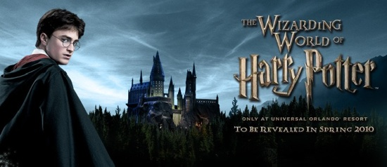 Wizarding World of Harry Potter grand opening contest