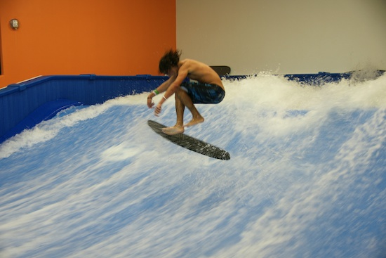 Look Inside The New Indoor Surfing Facility In Kissimmee