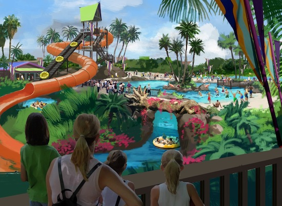 Out Of The Loop Seaworld S Aquatica Water Park Coming To