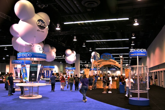 D23 expo published on disney examiner