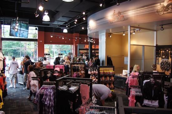 Harley davidson clothing stores
