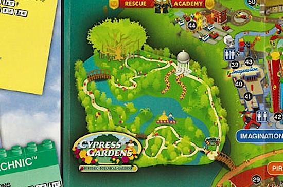 Legoland Florida Map.First Look At Legoland Florida S Park Map And Logo Merchandise