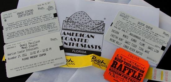 American coaster enthusiasts day at busch gardens - Busch gardens annual pass discounts ...