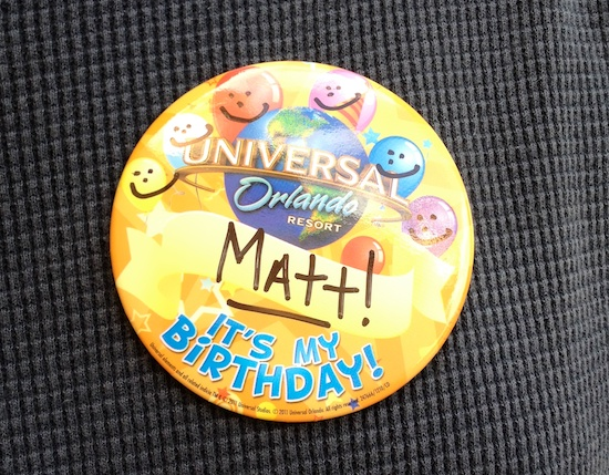 Image result for universal orlando button