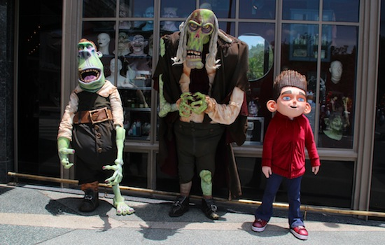 characters from the upcoming paranorman movie now