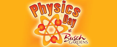 Image result for physics day busch gardens