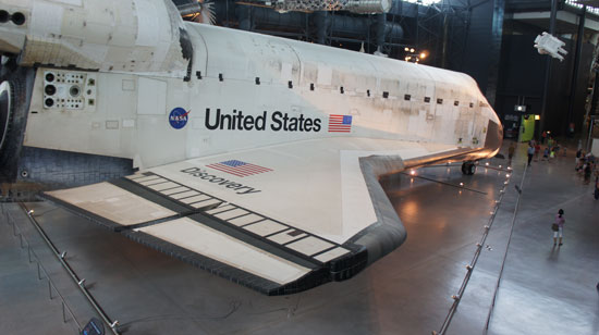 space shuttle discovery worth - photo #47