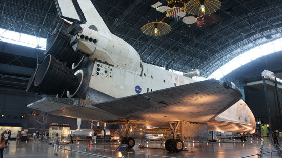 space shuttle orbiter discovery - photo #46