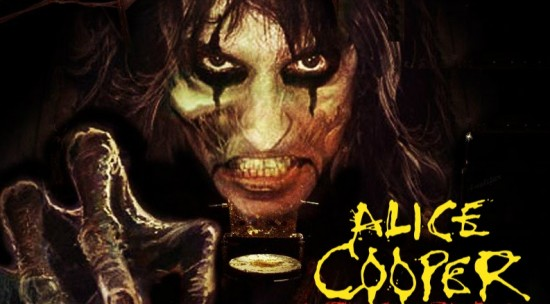 while universal orlando resort hasnt officially announce it yet yesterday alice cooper revealed via webcast that his world will come to life in a haunted