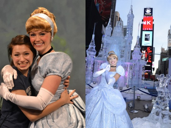 The New Looks Are Similar To Dress And Hair Style That Disney Debuted For Cinderella In York You Can See Look Next