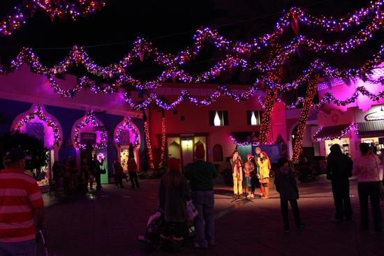 Busch gardens extends christmas town for more holiday - Busch gardens christmas town rides ...
