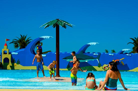 Legoland Florida, water park, Legoland Water Park, lego, legos, wave pool