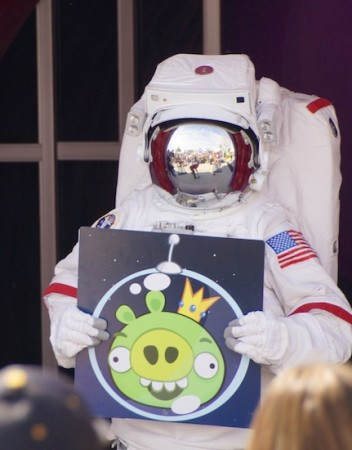 Angry birds space encounter 2