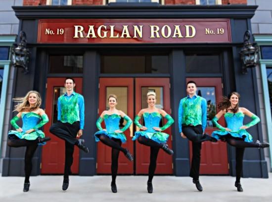 Raglan Road Irish Pub & Restaurant, Downtown Disney, Irish, St. Patrick's Day