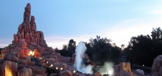 big thunder mountain, interactive queue, magic kingdom