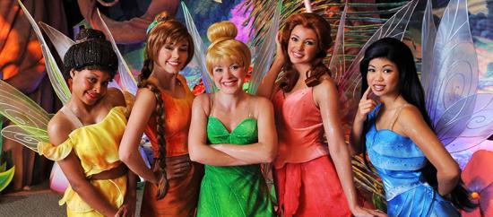 Disney Fairies, Tinkerbell, Magic Kingdom, Limited Time Magic, Fairies, Tinkerbell's Magical Nook
