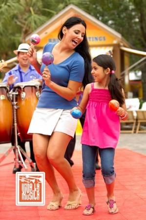Viva la Musica, SeaWorld Orlando, Latin, music, food,