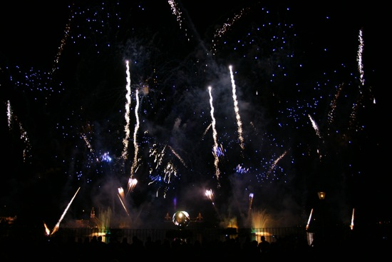 Illuminations, Epcot, allergy-free, dessert
