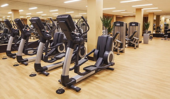 Hyatt Stayfit Fitness Center