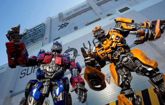 TRANSFORMERS Characters 2 LR