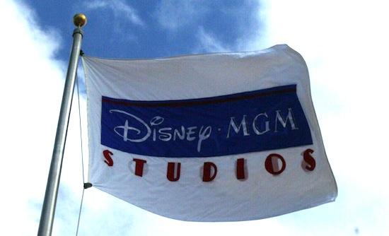 Disney MGM Flag