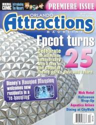 Orlando Attractions Magazine issue 1