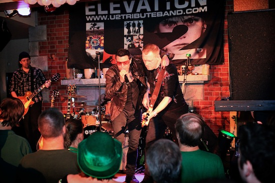 Elevation Rocks 'Great Irish Hooley' Festival Labor Day Weekend at Downtown Disney
