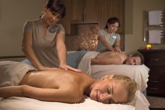Nature Meets Nurture at Senses Ð A Disney Spa at DisneyÕs Saratoga Springs Resort