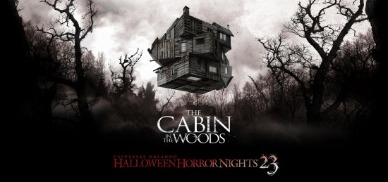 HHN 23 - Cabin in the Woods