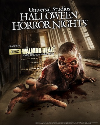 Walking Dead Coming to HHN