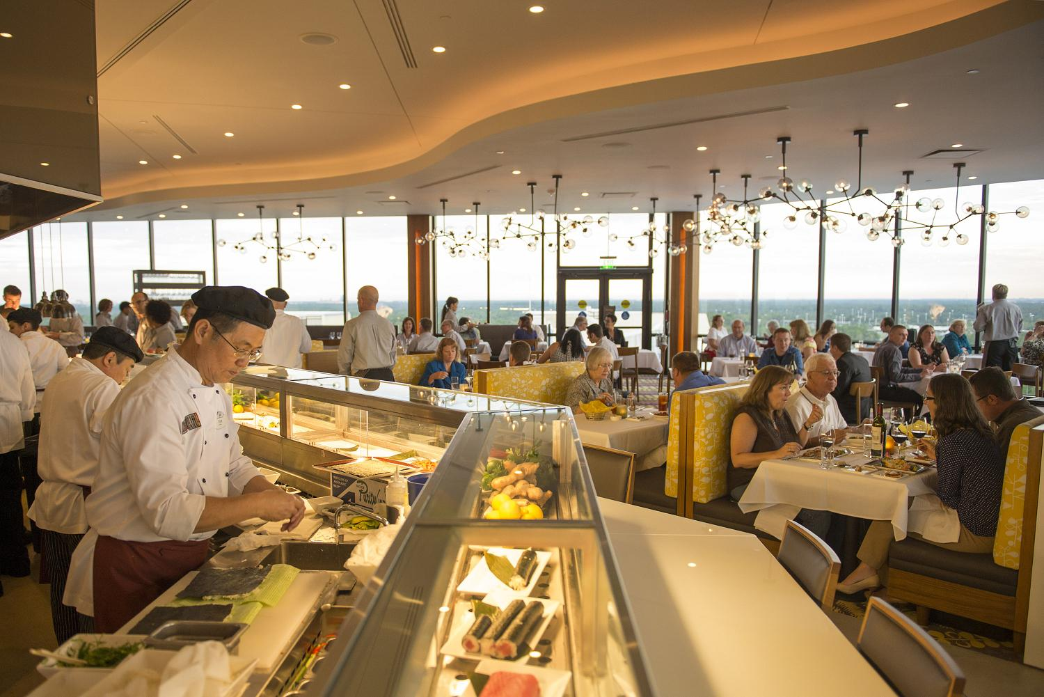 Reimagined California Grill To Open At Disney 39 S Contemporary Resort Sept