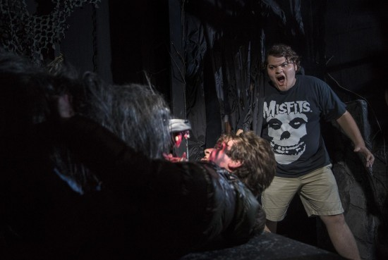 An American Werewolf in London HHN XX III Employee Preview