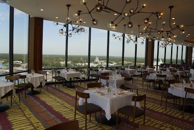 remodeled california grill