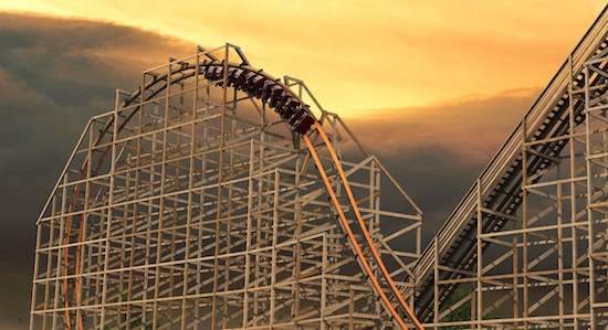 Six Flags Goliath